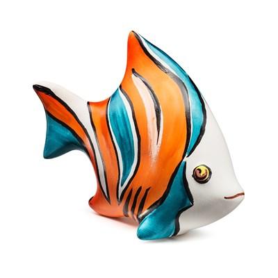 Керамическая фигурка-раскраска Рыбка - фото 8568