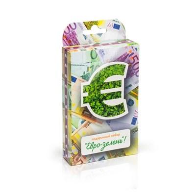 Подарочный набор Живая открытка  Евро-зелень - фото 8593