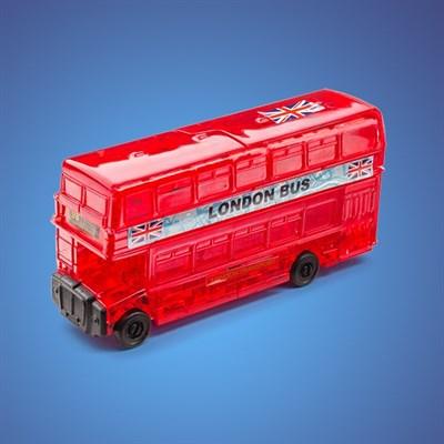3D Головоломка  Лондонский автобус - фото 8686
