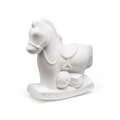 Фигура для раскрашивания из керамики Лошадка - фото 8799