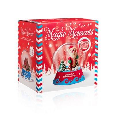 Большой набор Создай Волшебный шар Дед Мороз - фото 8915