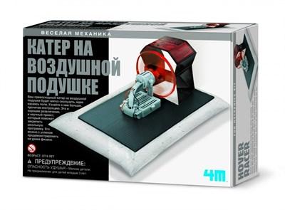 Катер на воздушной подушке 4М - фото 9234