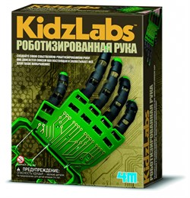 Роботизированная рука 4М - фото 9250