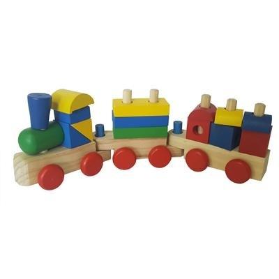 Конструктор Поезд - фото 9584