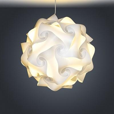 Пазл абажур Волшебная лампа - фото 9710