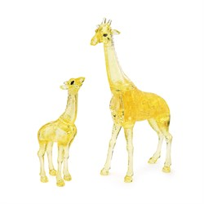 3D головоломка Два жирафа - фото 9946