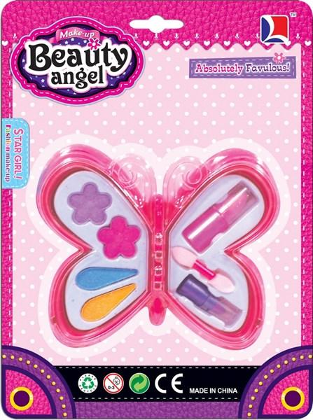 Набор детской декоративной косметики «Бабочка»