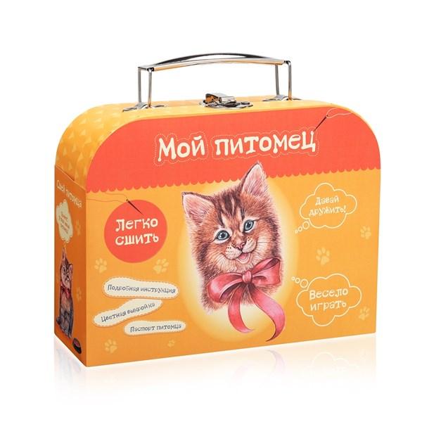 Набор «Сшей игрушку «Котенок»