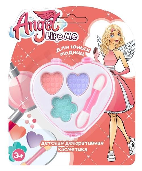 Детская декоративная косметика. Набор теней «Сердце»