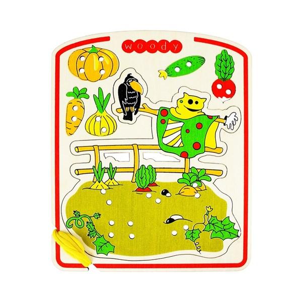 Игрушка Огород