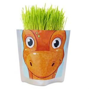 Happy Plant Динозаврик  Стеги