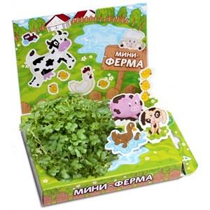 Детский развивающий набор для выращивания Мини-ферма