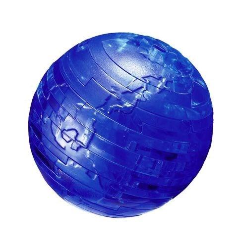 3D головоломка Планета земля голубая