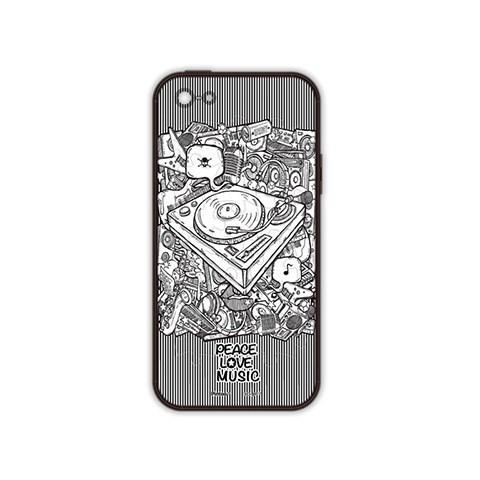 Пазл чехол для Iphone 5 Rock style