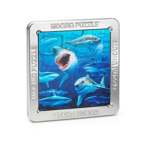 3D Magna пазл Акулы