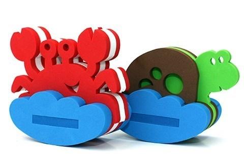 Игрушка-конструктор для купания Краб+Черепаха