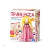 Кукла своими руками Принцесса 4М 00-02746