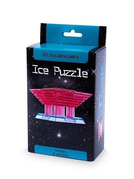 3D головоломка Ice puzzle  Пагода 0-137