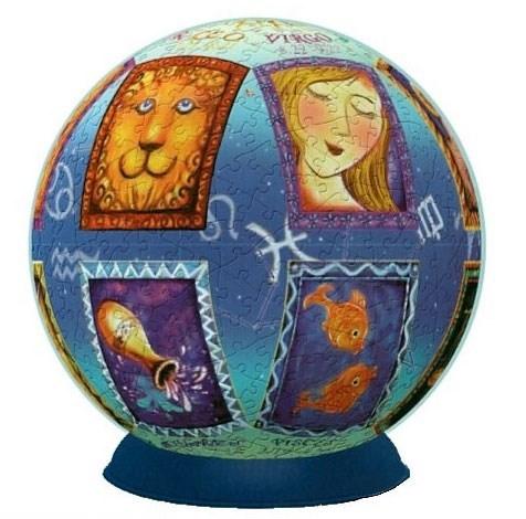 Шаровый пазл Знаки зодиака (540 деталей)