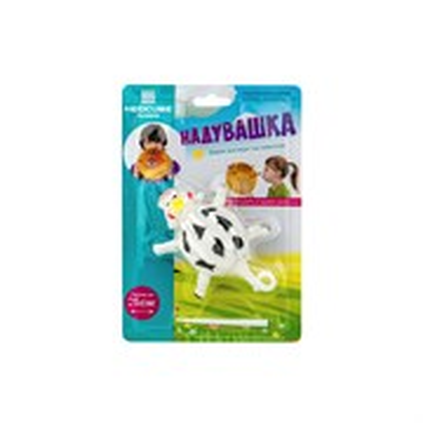 Воздушный шарик Надувашки, серия животные, корова