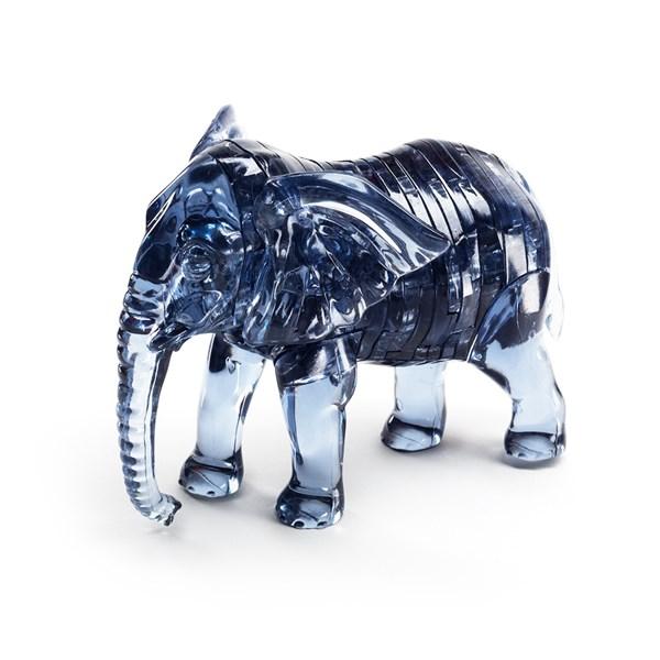 3D Головоломка Слон