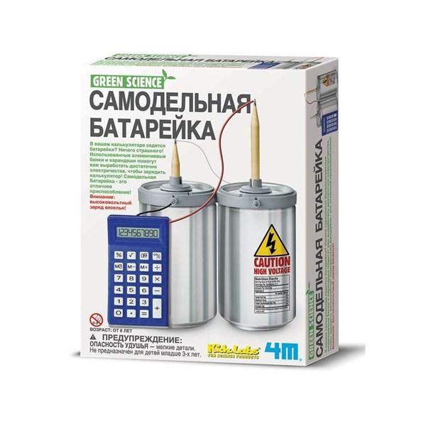 Самодельная батарейка 4М