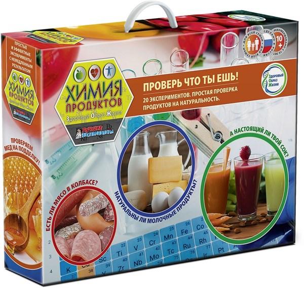 Серия «Здоровый образ жизни» Химия продуктов