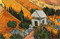 Деревянный конструктор Чайный дом - фото 6685