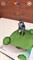 3D раскраска Каша из топора - фото 8150
